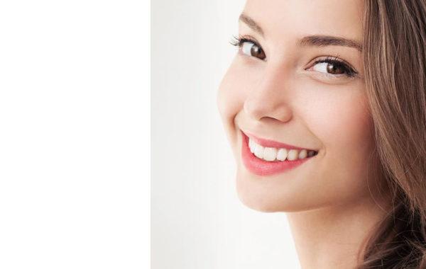 Zahnaufhellung Gesicht